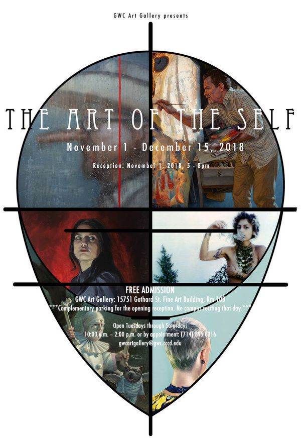 """The Art of the Self"" Golden West College"
